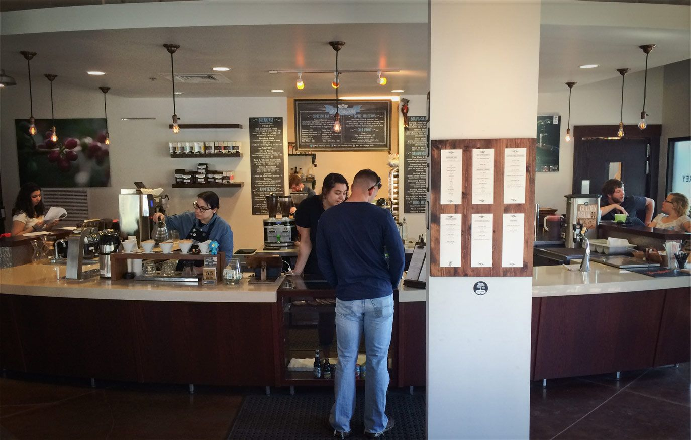 PT's Coffee Roasting Co. Direct Trade Coffee, Great