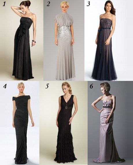 What To Wear From Personal Per Black Tie Wedding Dress