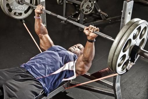 Increase Your Bench Press | The 5 Chambers Of Fitness | Bench press,  Bodybuilding, Chest workouts