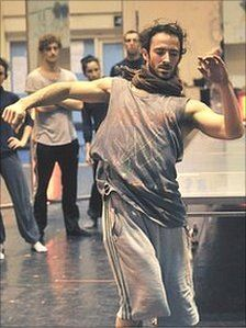 The Amazing Aaron Sillis Choreographer
