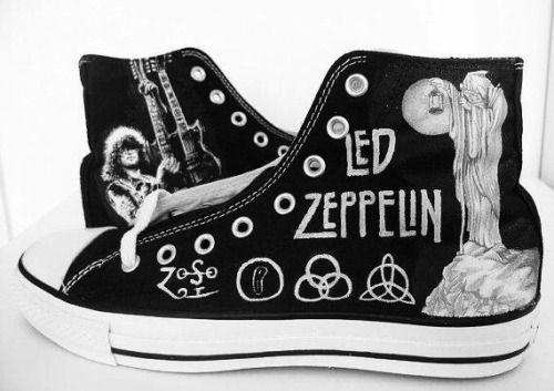04c71178986a Led Zeppelin Baseball Boots Dc Boots