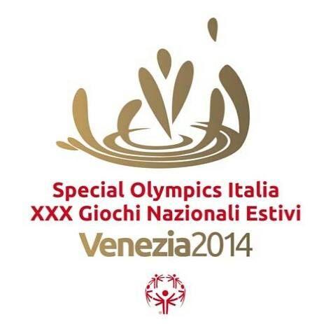 Ufficializzato il logo di Venezia 2014 Special Olympics