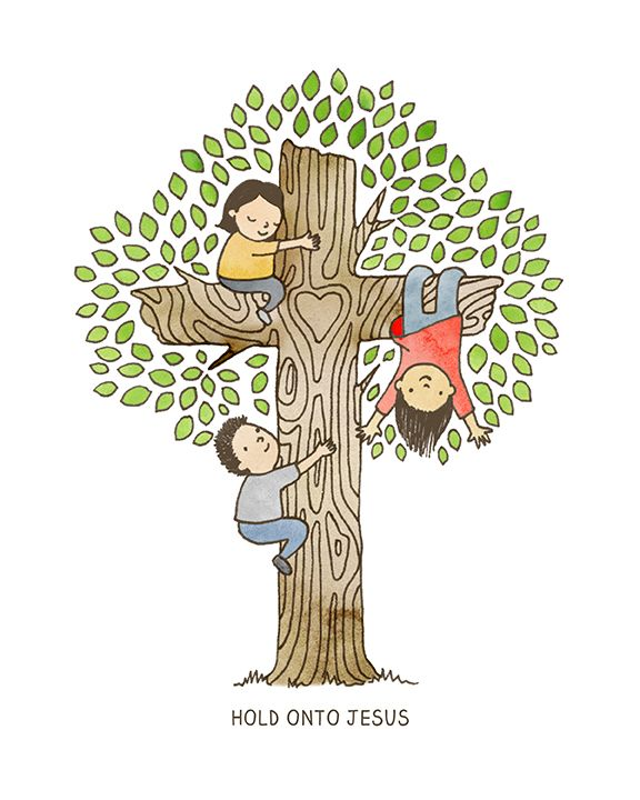 Hold Onto Jesus! I Am The Vine; You Are The Branches. If
