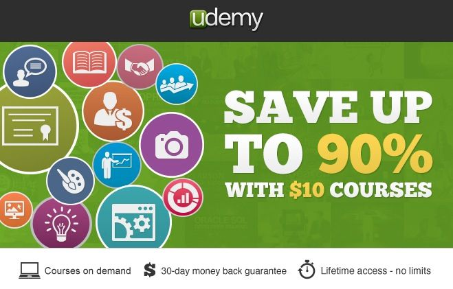 Udemy coupon code get up to 90 discount on courses coupon codes udemy coupon code get up to 90 discount on courses fandeluxe Choice Image