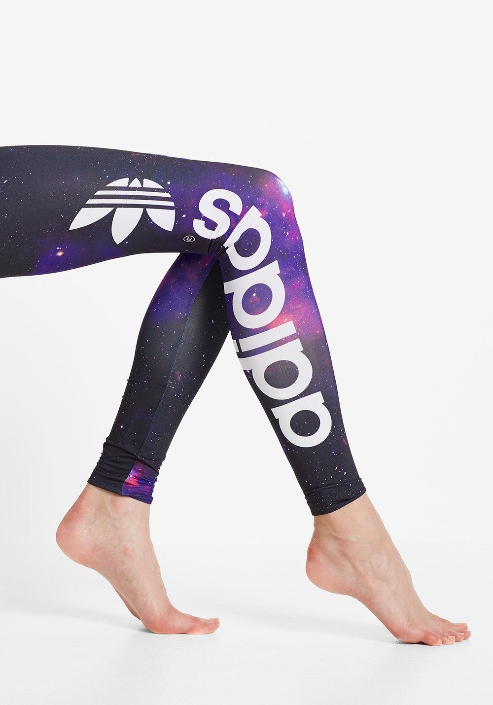 cd338662fe5 ADIDAS Universe Leggings When I saw this one word came to my head Athena…  cuz thena has the galaxy elite socks and her galaxy shirt