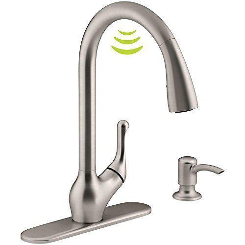 best touchless kitchen faucet 2018 Küchenarmaturen