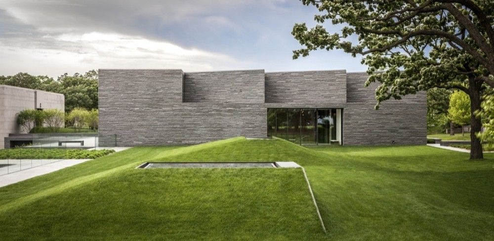 Lakewood Cemetery Garden Mausoleum / HGA Architects and Engineers ...