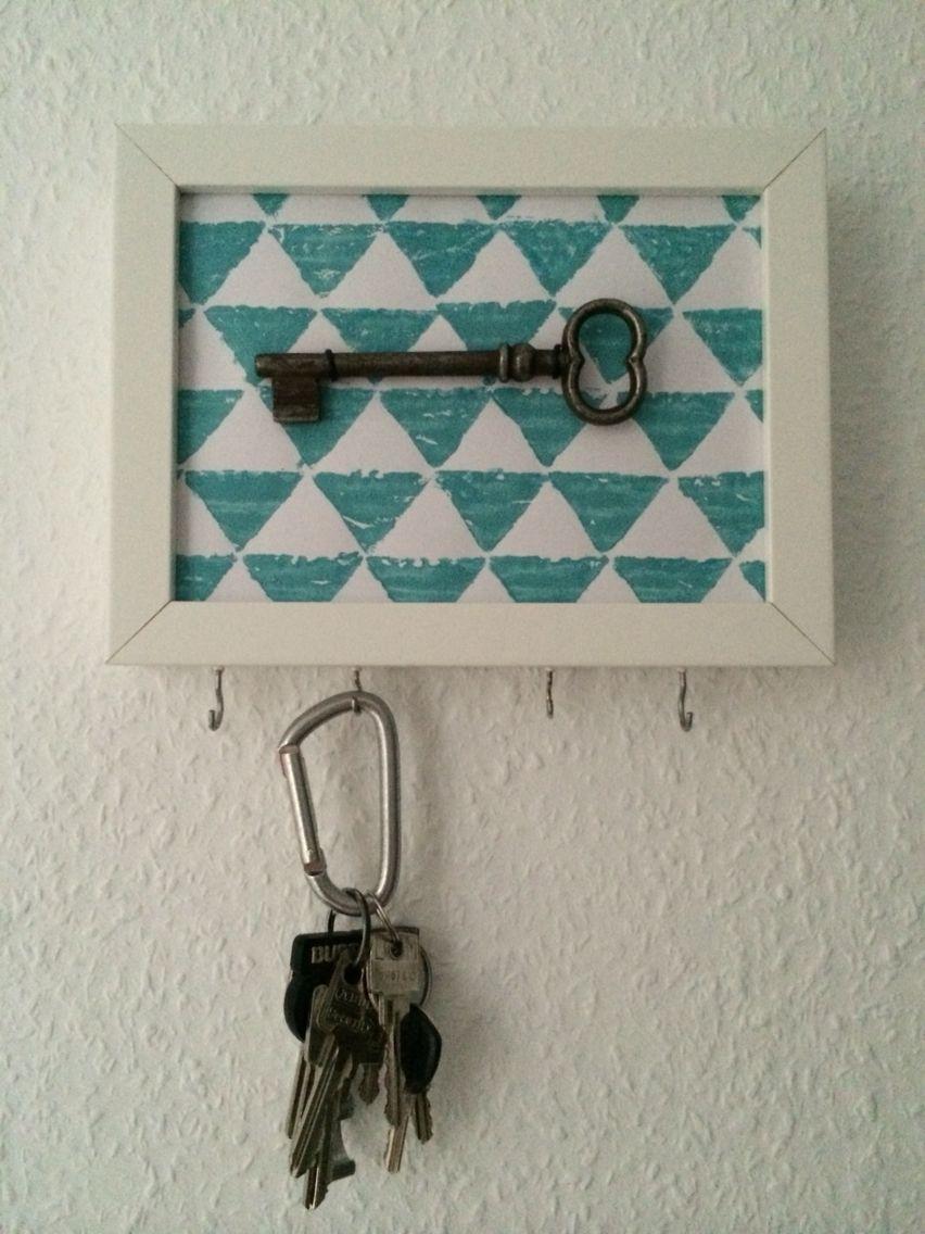 Schlüsselbrett   New HOME   Pinterest   Schlüsselbretter, Flure und ...