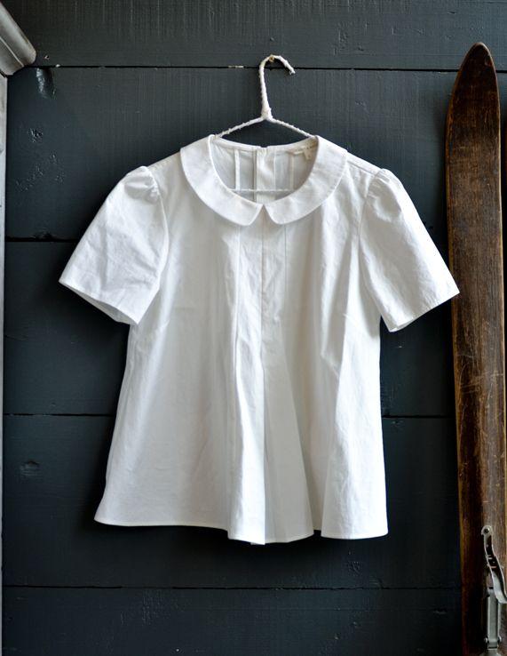 Cotton Tuila Top
