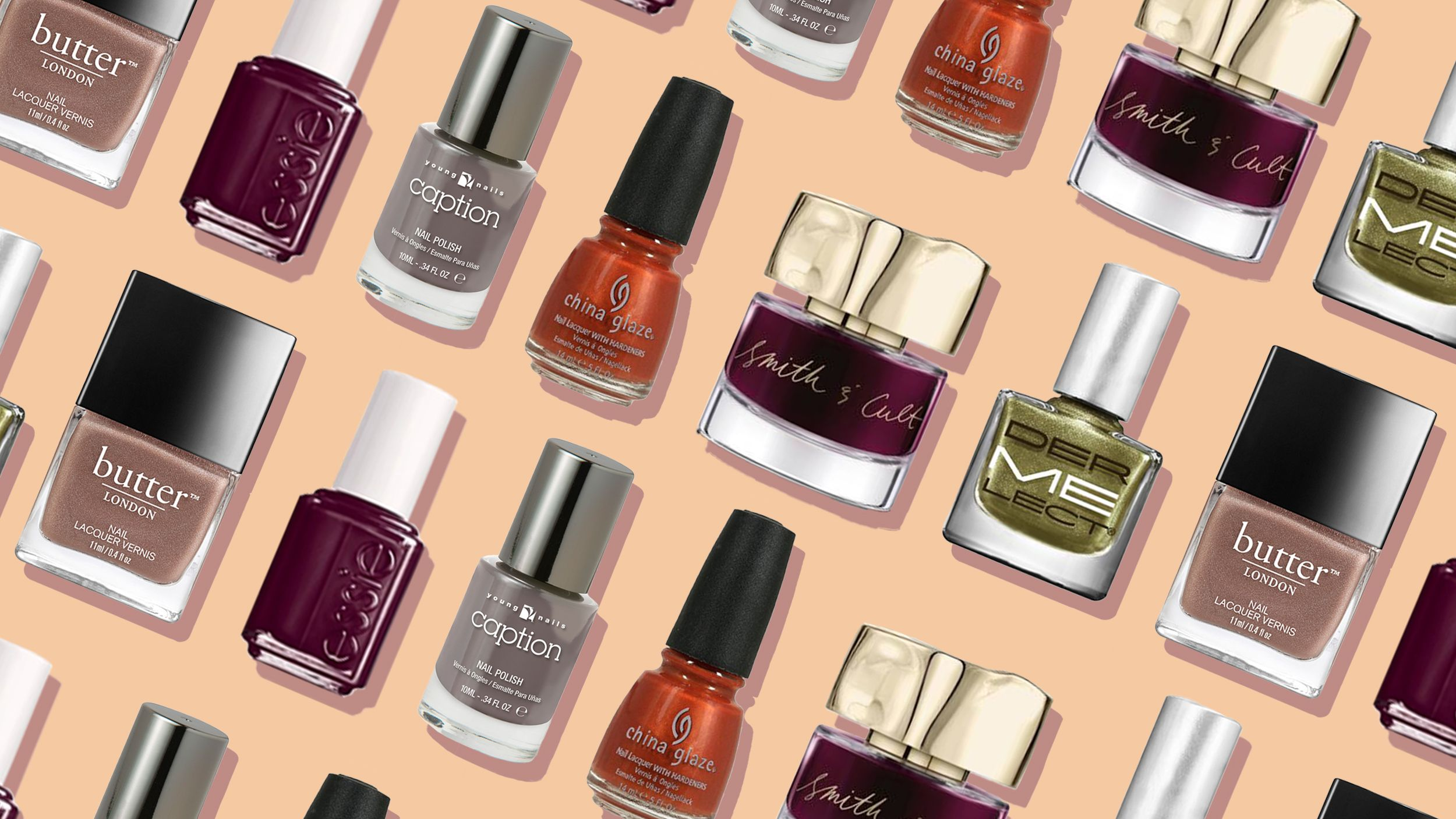 To acquire 4 nail new trendy polishes for fall picture trends