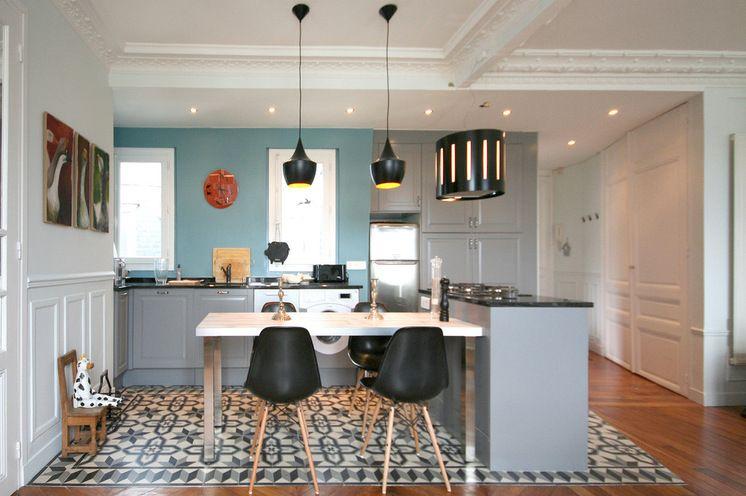 Éclectique Cuisine by Atelier NoMa | Kitchen | Pinterest