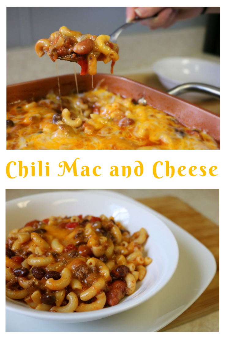 Chili Mac And Cheese Deer Recipes Less Than 30 Minutes One Pot Delicious Meal Recipe Delici Venison Recipes Chili Mac And Cheese Easy Venison Recipes
