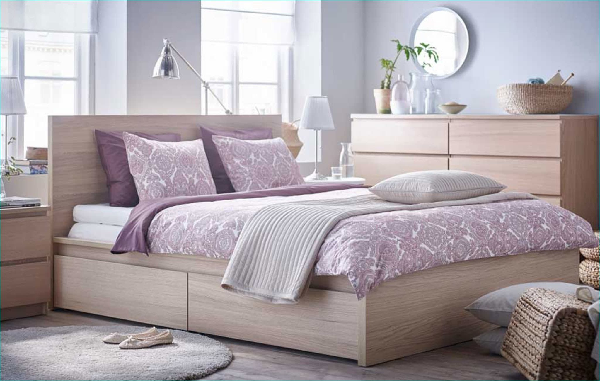 Bedroom Using Ikea Malm Bed 7 Truehome Furniture Uk Sets