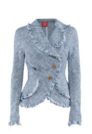 vivienne westwood asymmetric jacket - love this