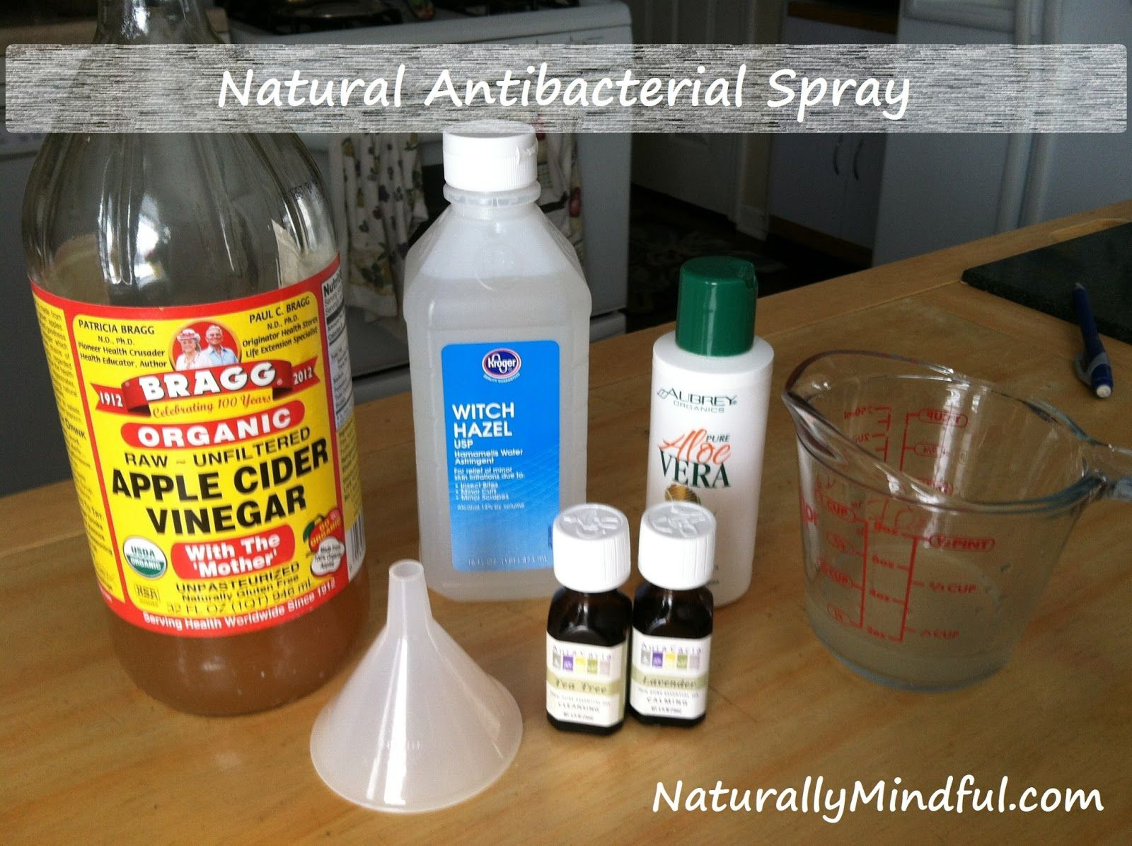 Diy Natural Hand Sanitizer Spray Alcohol Free Natural Hand