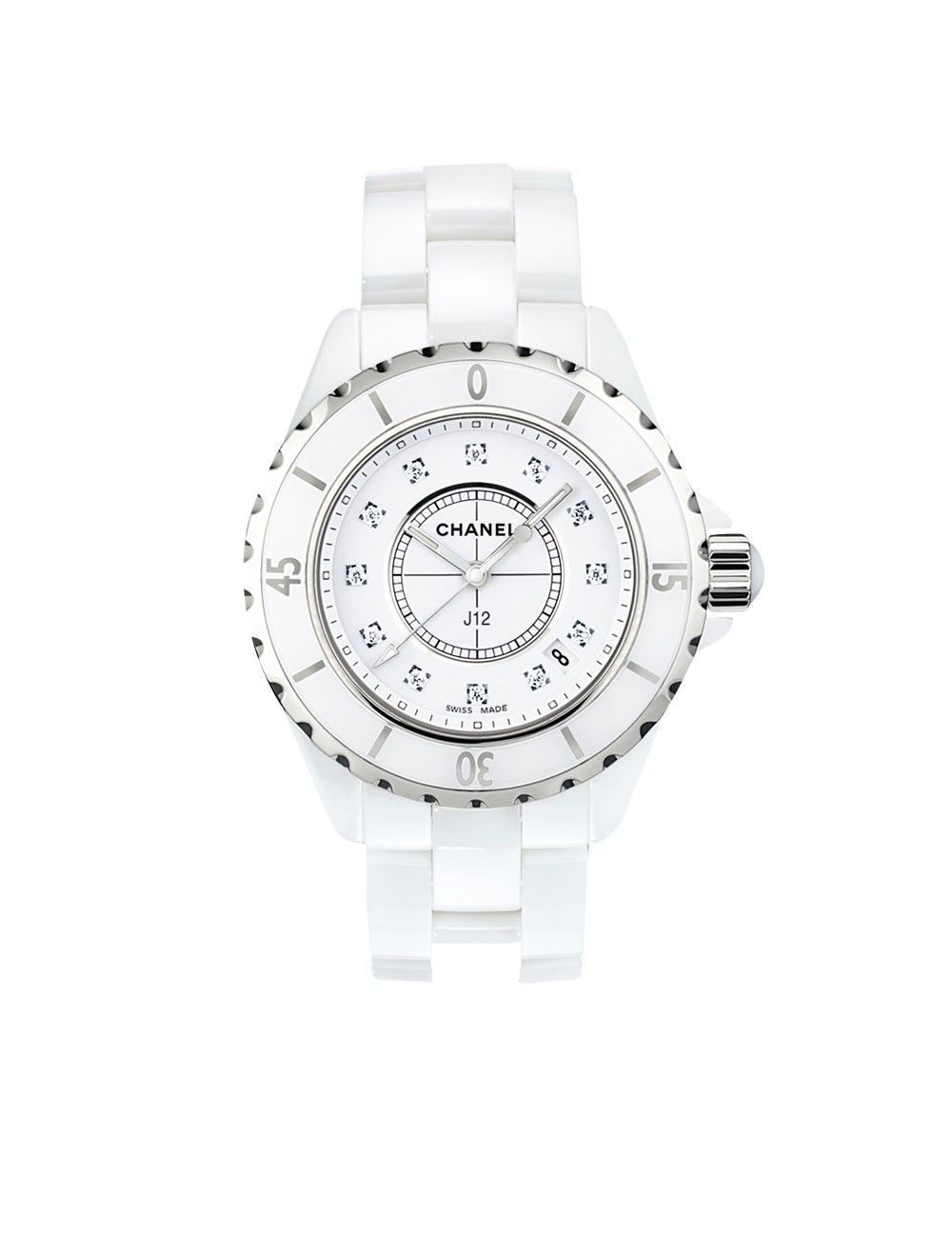 Chanel J12 33mm My Oldie But Goodie I Love Watches
