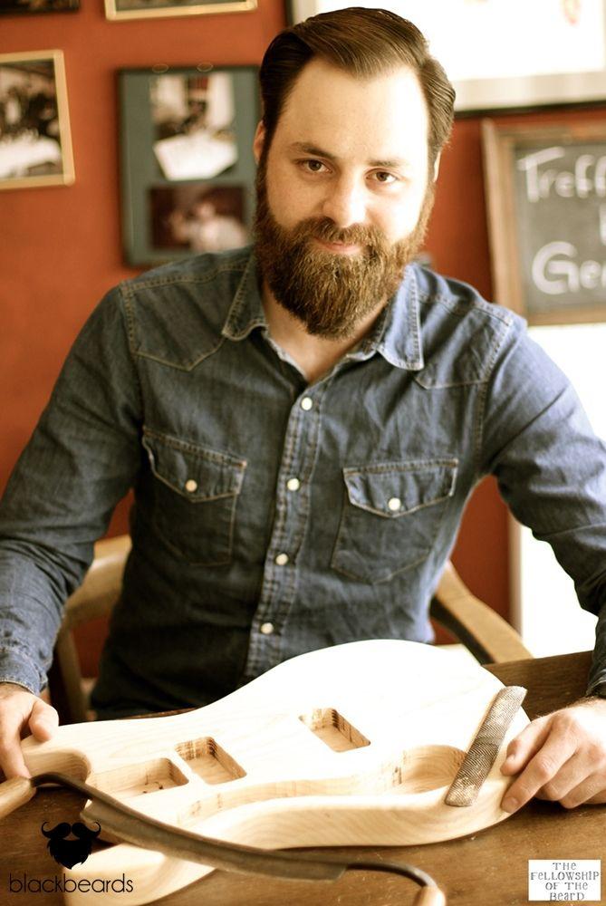 Ein weiterer Hollywoodian Männer. Geiler Bart und toller Look. Danke für dein Bild Tobi.