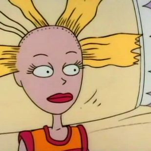 "Miley Cyrus Looks Exactly Like Angelica's Doll Cynthia From ""The Rugrats"" - BuzzFeed Mobile"