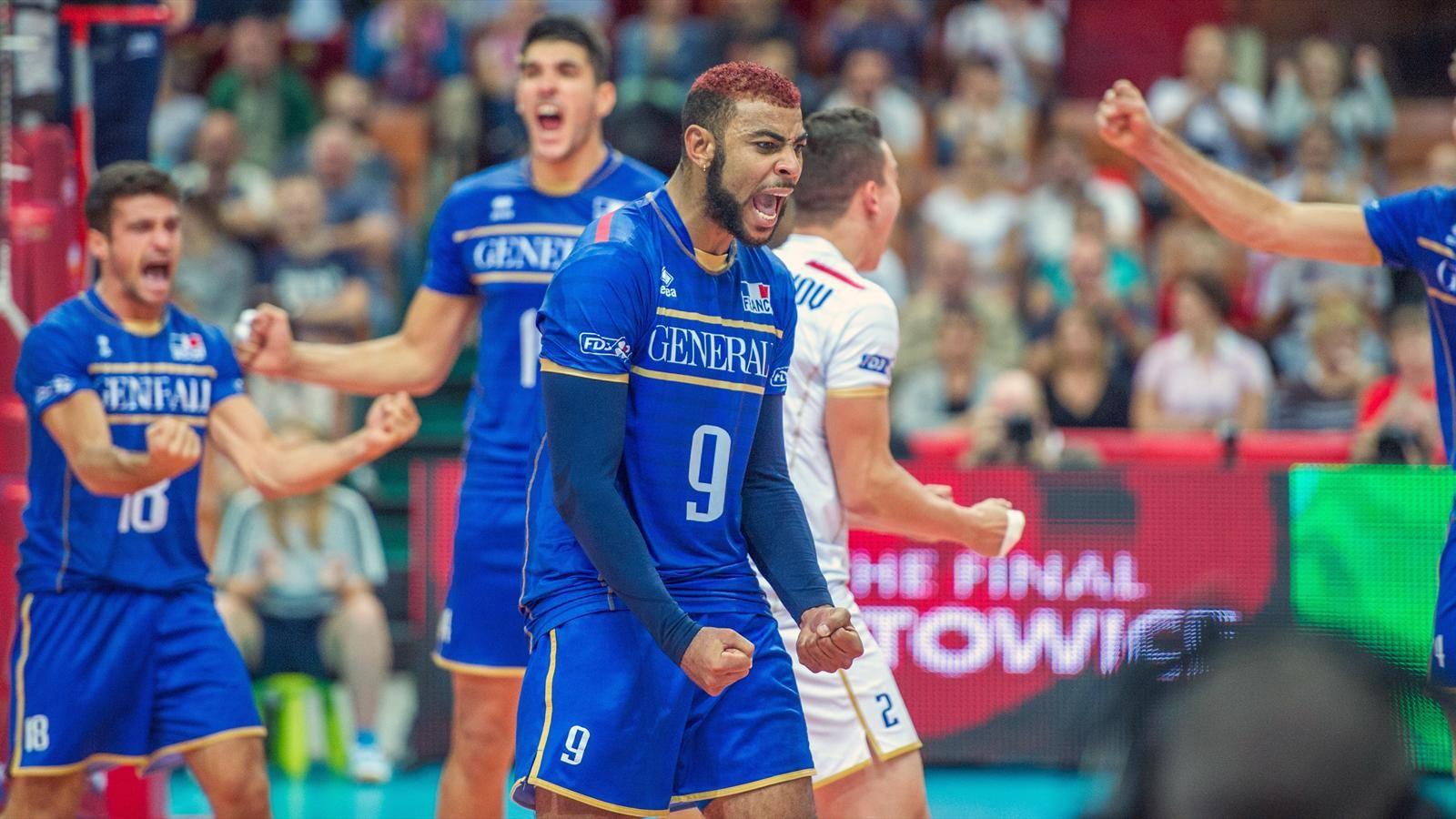 Mondial 2014 France Les Six Raisons Pour Lesquelles Les Bleus Peuvent Etre Sereins Sur Leur Avenir Sports Sports Jersey Volleyball