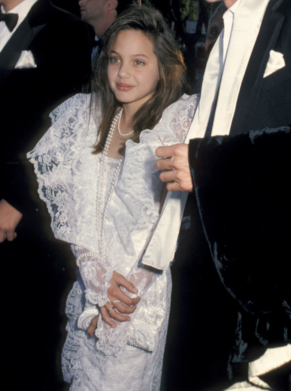 26 Celebrities On Their Very First Oscars Red Carpet