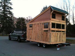 Cubit Construction Tiny House Trailer Little Houses On Wheels Tiny House Cabin