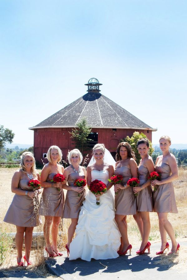 Country Wedding Theme Red Ashley Wedding Pinterest Country