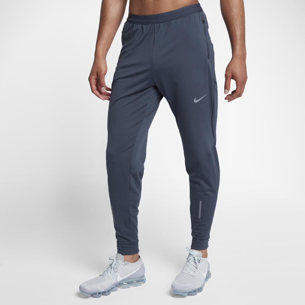 448d5923 Nike Dry Phenom Men's Running Pants Size Medium (Blue) | Products ...