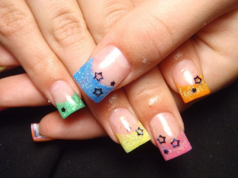 Spring Nail Designs - Nail Design 2014 - Diy Spring Nail Art Designs ...