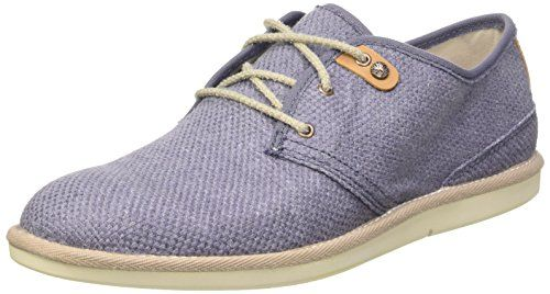 Amherst Ptosteeple Grey Cotton Canvas, Oxford Homme, Gris (Steeple Grey Cotton Canvas), 40 EUTimberland