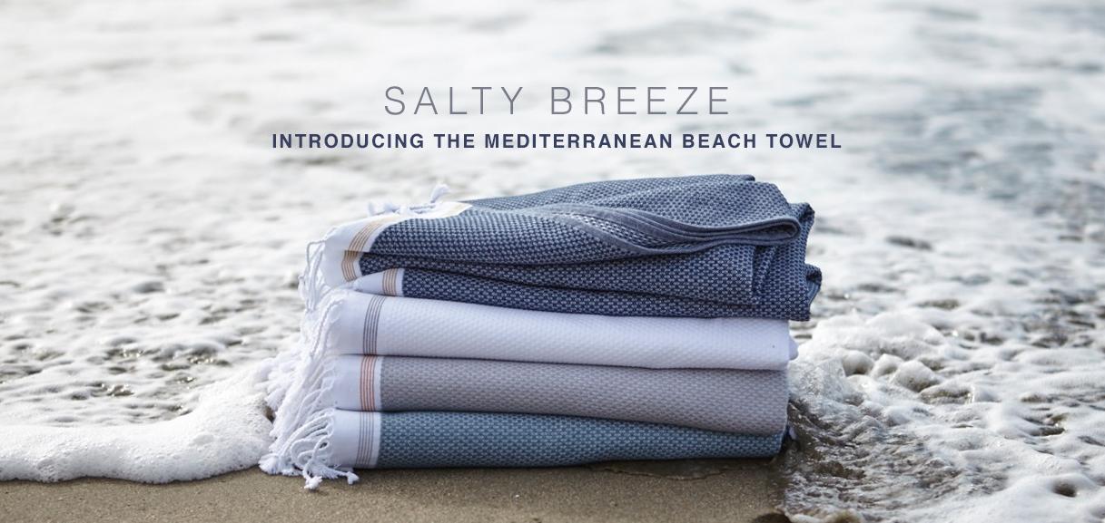 Mediterranean Beach Towels ahhh