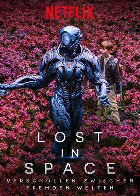 """Schaut euch mal """"Lost in Space Verschollen zwischen"""