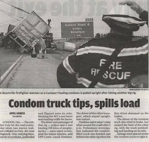 Wonder if this headline was intentional