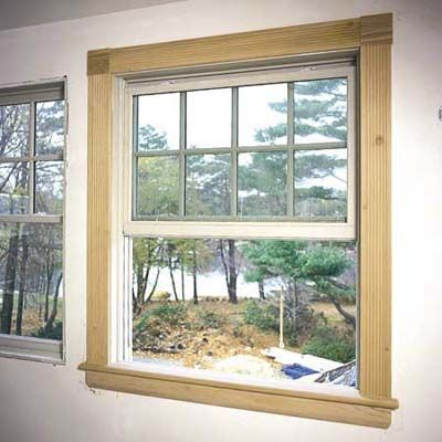 Window Trim Excellent How To Repair Interior Window Trim