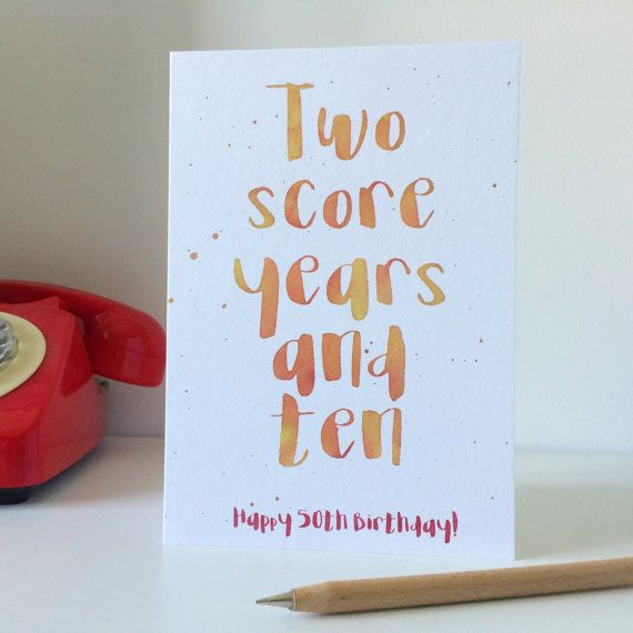 50th birthday card fifty fiftieth birthday card card for birthday card fifty fiftieth birthday card card for friend large card uk bookmarktalkfo Gallery