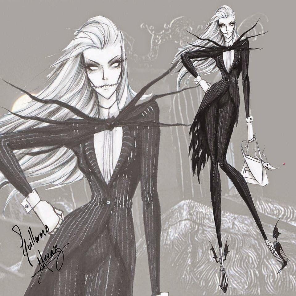 Jack Skellington (Jack o Esqueleto) - Nightmare Before ...