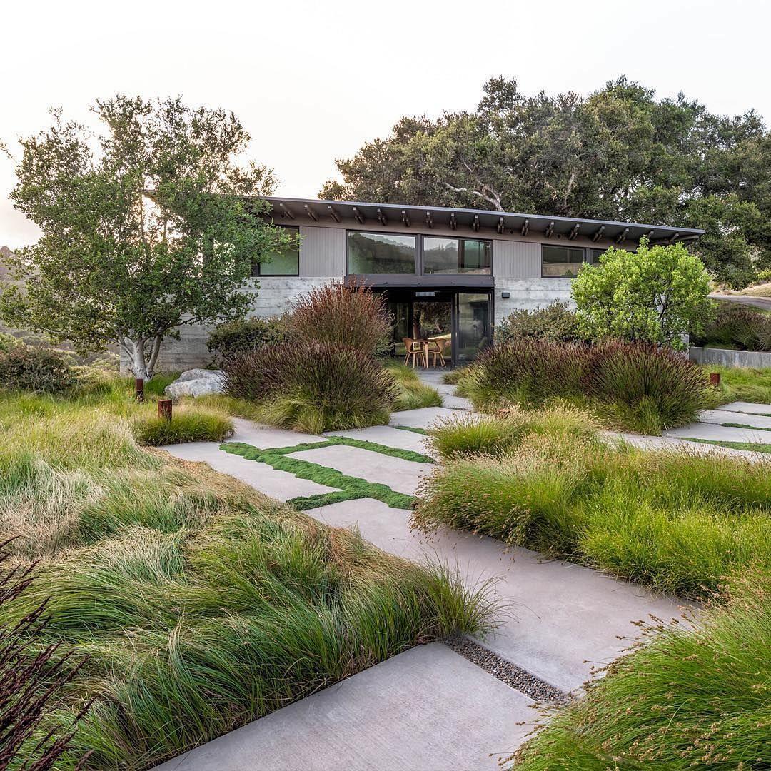 Landscape Design by @groundstudiolandscape Landscape Design by @groundstudiolandscape #backyardlandscapedesign