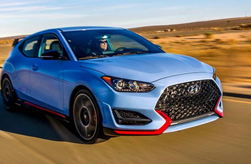2019 Veloster N might be the bestsounding Hyundai ever