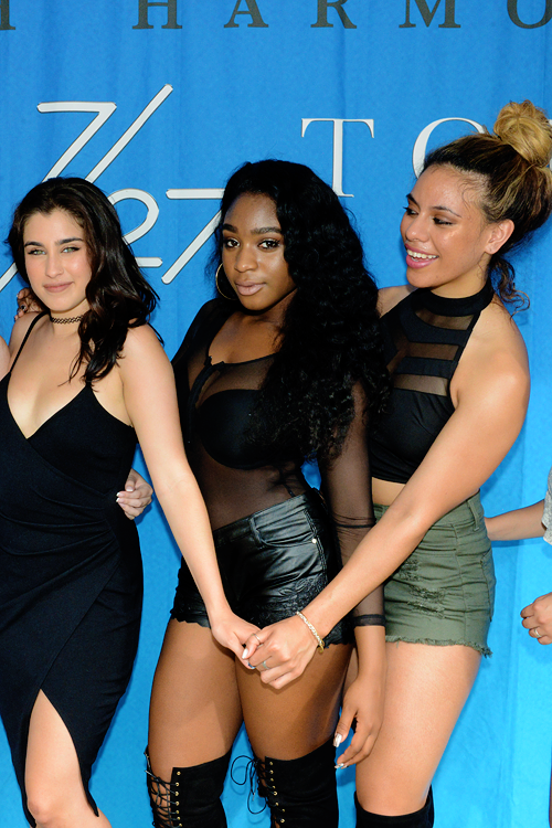 "Lauren Jauregui, Normani Kordei and Dinah Jane "" Meet ..."