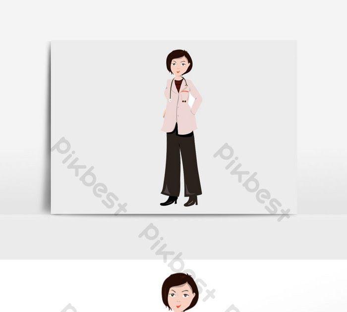 Paling Keren 30 Gambar Kartun Guru Cute Pink Cute Cartoon Profession Illustration Elements Download Free Teacher Cartoon Images Dow Di 2020 Kartun Gambar Clip Art