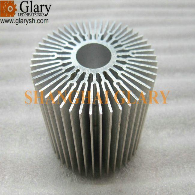 Glr Hs 1727 66mm Led Star Heatsink Round Aluminum