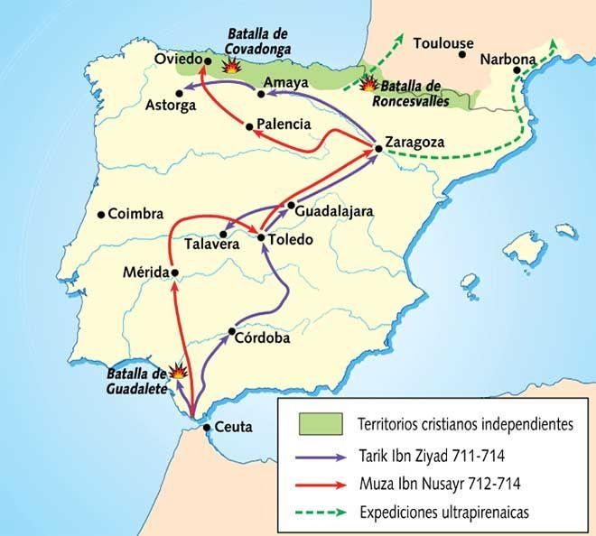 Pin En Edad Media De Espana