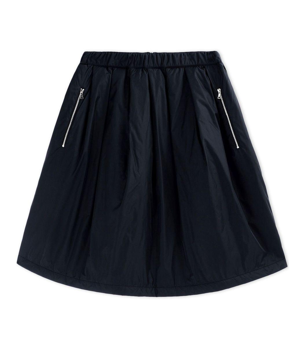 Acne Studios Pimlico Black Quilted Skirt