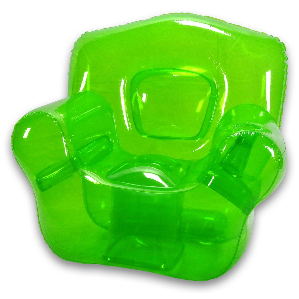 Garden Green Inflatable Bubble Chair