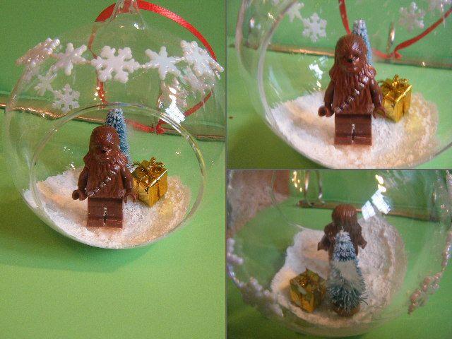 LEGO Chewbacca Christmas Ornament. $8.00, via Etsy. | Xmas ...