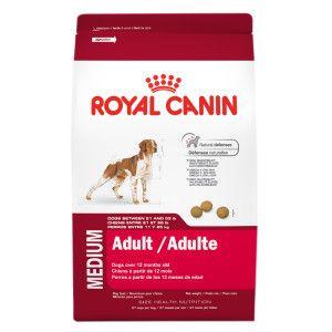 Royal Canin Size Health Nutrition Medium Adult Dog Food Dog