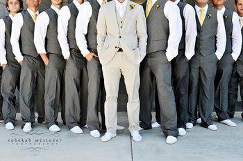 Casual Groomsmen Attire Ideas Groom Weddings Beauty And