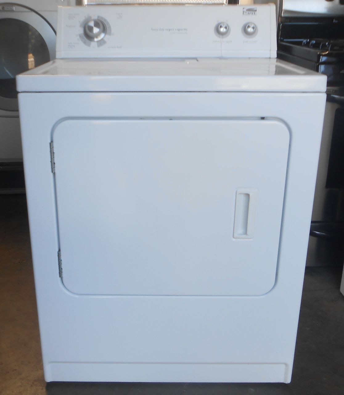 Appliance City - WHIRLPOOL ESTATE ELECTRIC DRYER, $224.00 (http ...