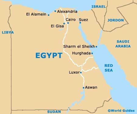 Egypt   Google Search | Places I've Been | Egypt map, Egypt, Sharm
