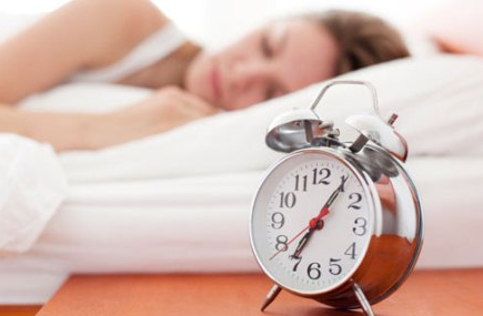 How sleep helps our skin--beauty rest!