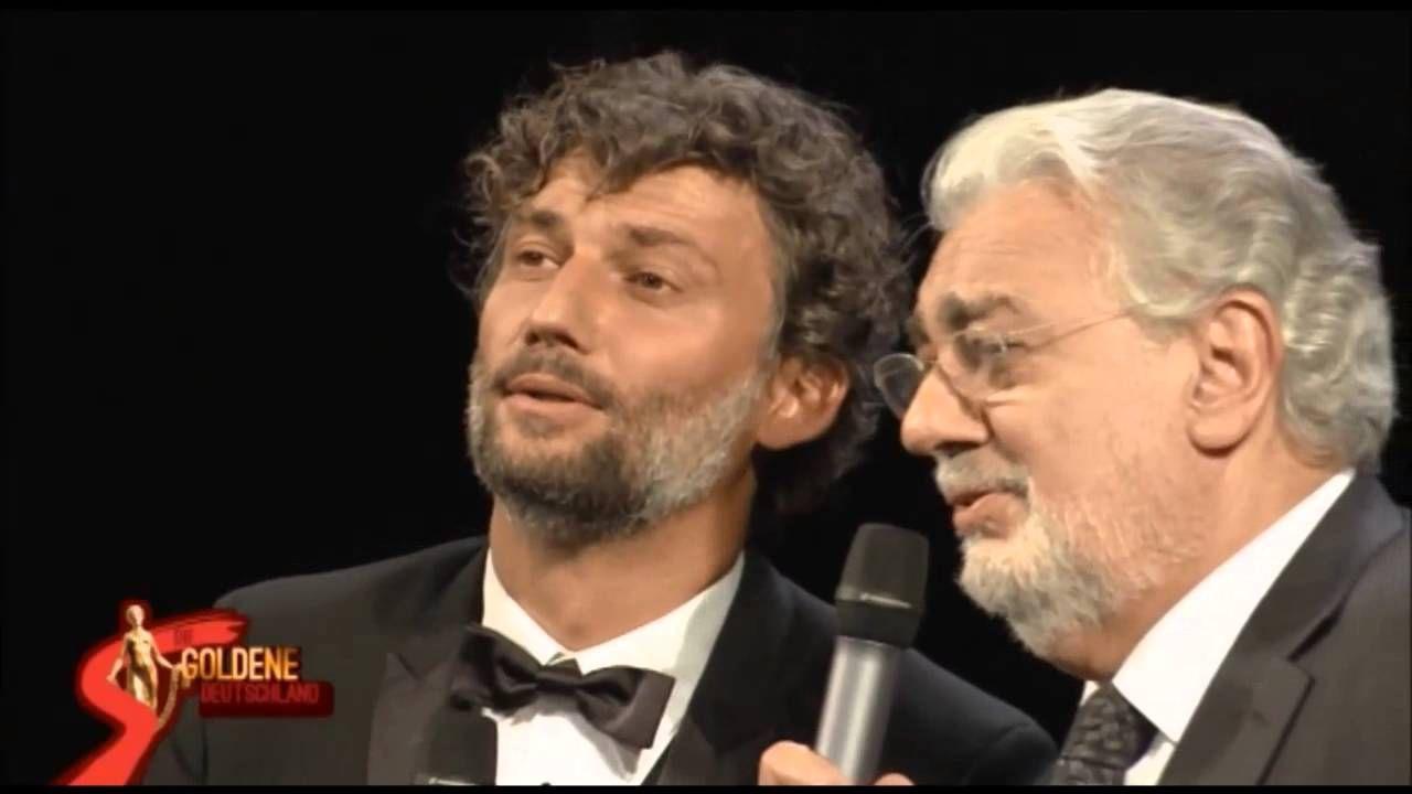 Placido Domingo Jonas Kaufmann Franz Lehar Dein Ist Mein Ganzes Herz Opera Singers Placido Domingo Jonas